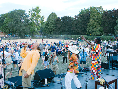 Jamming Jean' Funkadesi Attracts Largest Crowd Ever