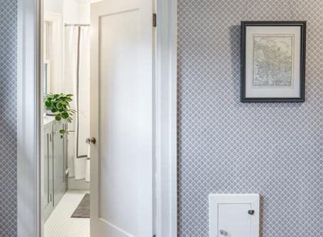 REVEAL: Irvington Dutch Colonial Bathroom Transformation