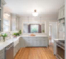 historic kitchen renovation in portland
