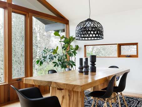 Wise Design Tips: Updating Your Dining Room On A Budget