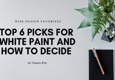 Wise Design Favorites: Our Go-To Whites