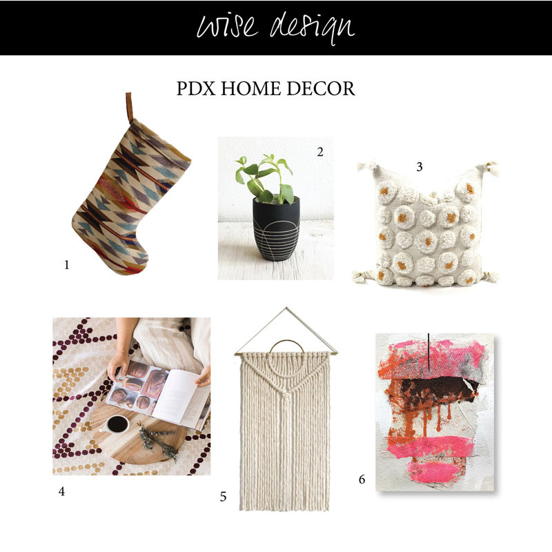 portland home decor gifts