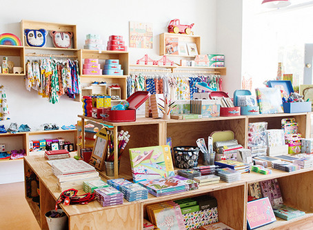 Behind the Scenes: Space Planning a Children's Boutique