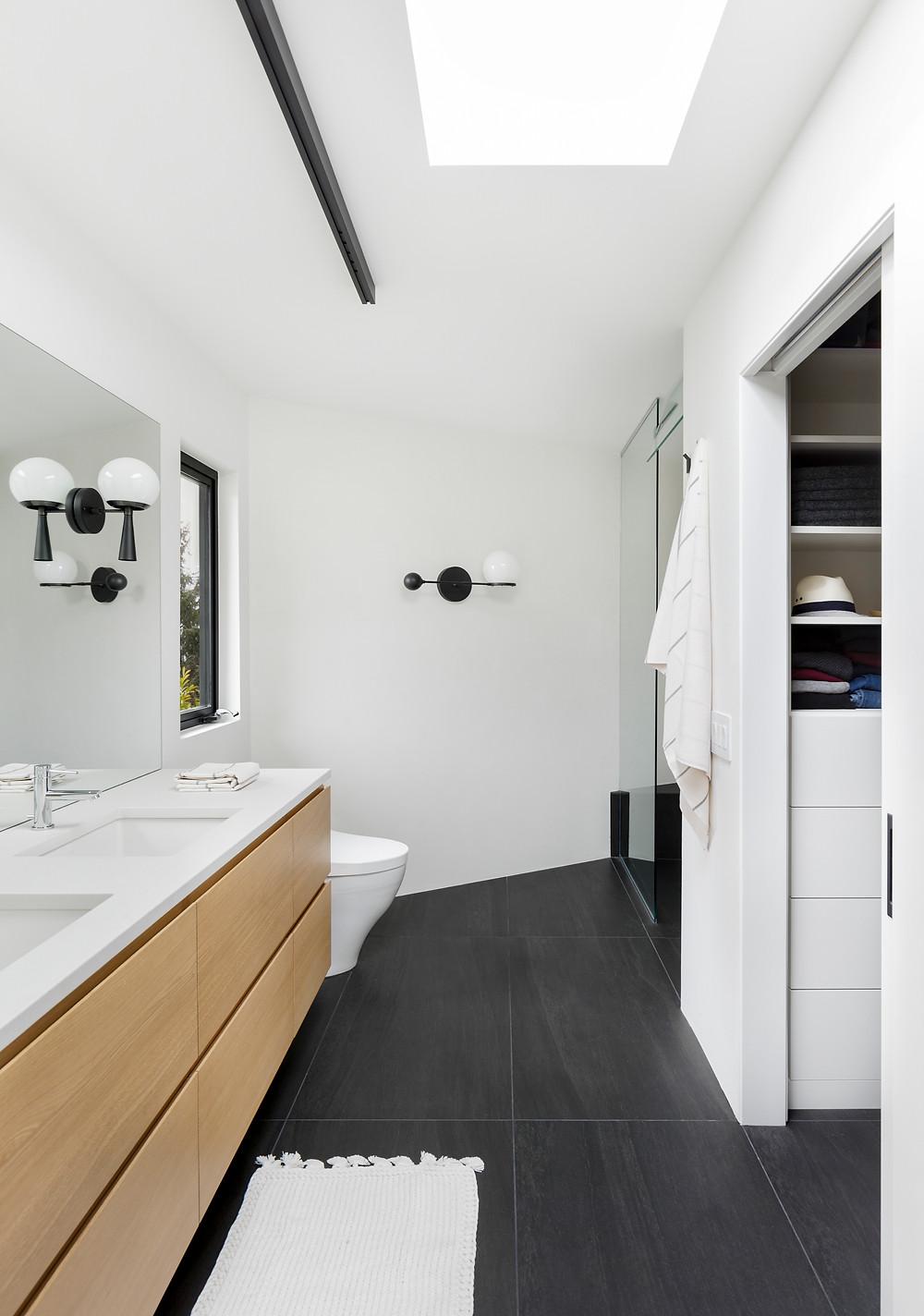 SW Modern Master Bathroom