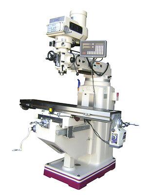 Vertical Knee Type Mill - GMM-1054VPKG