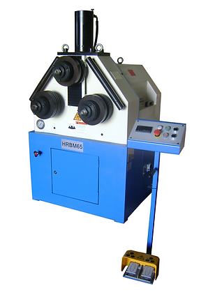 Power Ring & Angle Roll Bender - PRB-65H