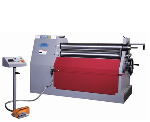 Hydraulic Plate Bending Roll Machine - HBR-0425