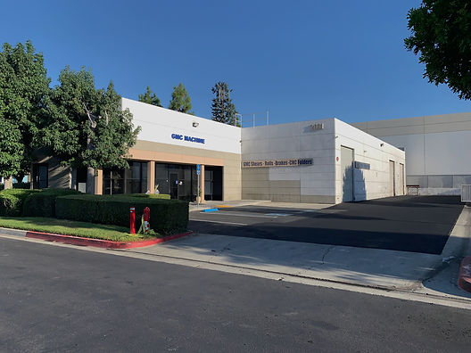 GMC Machine Tools Headquarters in Ontario, California