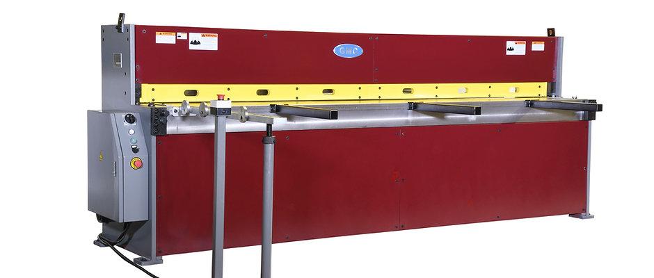 """Hydraulic Shear - 96"""" x 10 Gauge"""