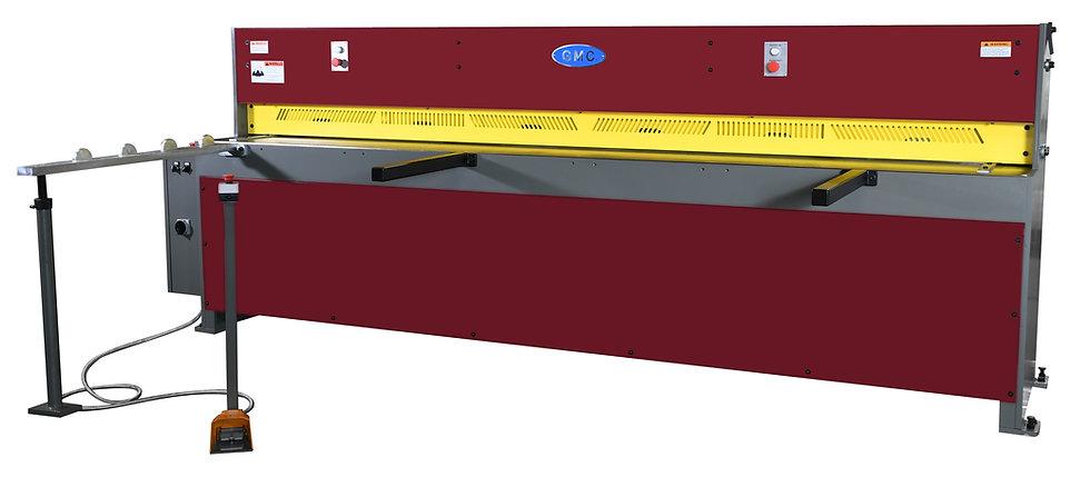 "96"" Mechanical Shear 10 Gauge EPS-0810M"