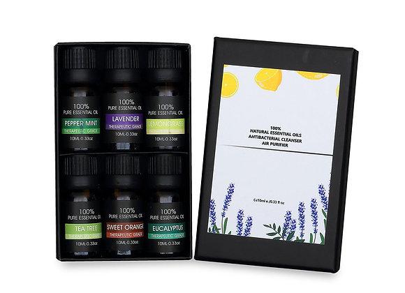 100 % Natural Essential Oils | Kits