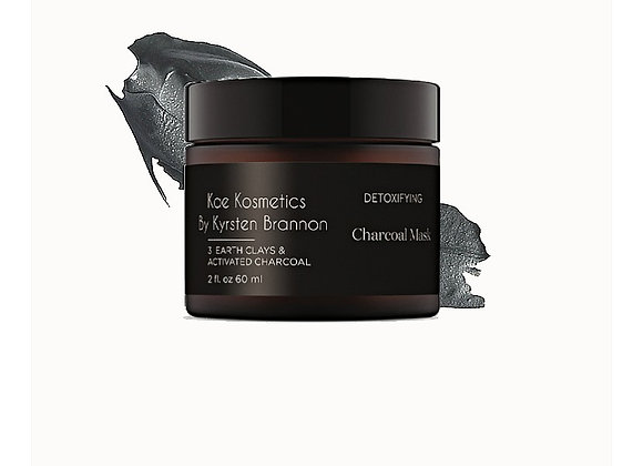 Detoxifying Charcoal Mask | Skin