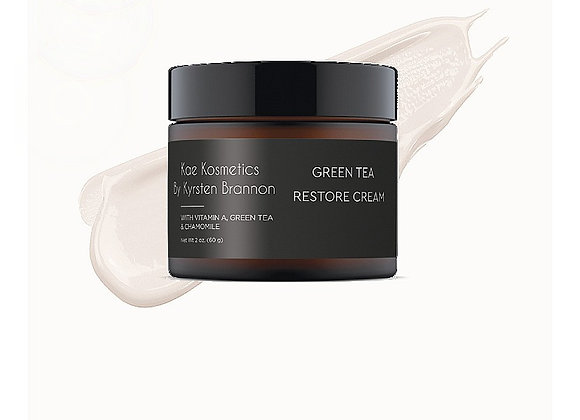 Green Tea Restore Cream | Skin