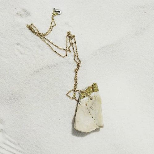 of the sea: three graces pendant