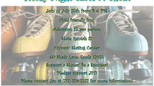Come out for family skate night!