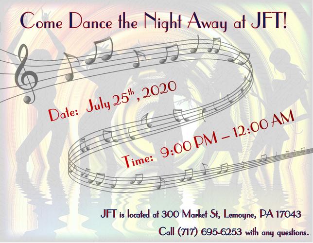 Dance at JFT!
