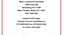 Come Volunteer with Us at the Central PA Food Bank!