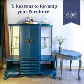 5 Reasons to Revamp your Furniture