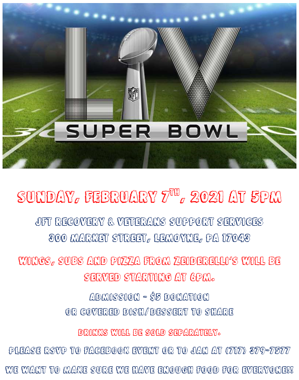Sober Super Bowl