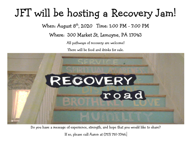 Recovery Jam