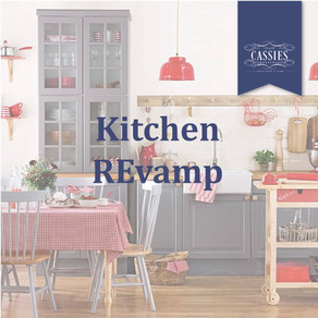 Kitchen REvamping: Step-by-step