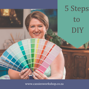 5 Steps to DIY