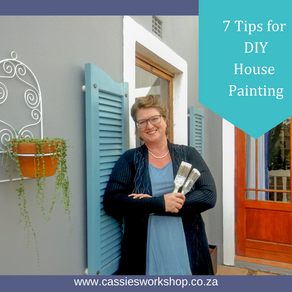 7 Tips for DIY House Painting