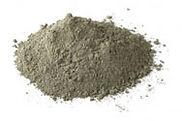 Areia, pedra, cimento, tijolos, etc