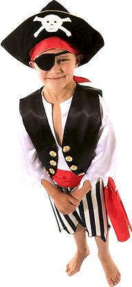 Pirate party boy