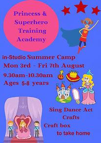 Princesses & Superheroes in studio.jpg