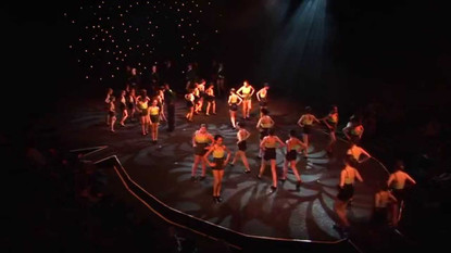 CTA Summer Show 2014 MGM Overture Show Opening