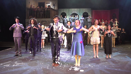 CTA presents the finale from Bugsy Malone Summer 2014