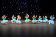 More Baby Ballerinas at rehearsals
