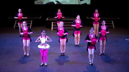Grade 2 Tap perform Hey Pachuco at the CTA Summer Show 2019