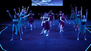 Grade 3 Ballet perform Ghost of Sky at the CTA Summer Show 2019