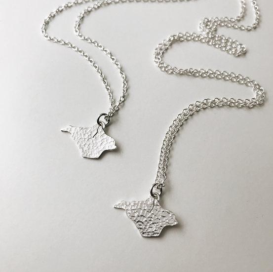 Isle of Wight pendant