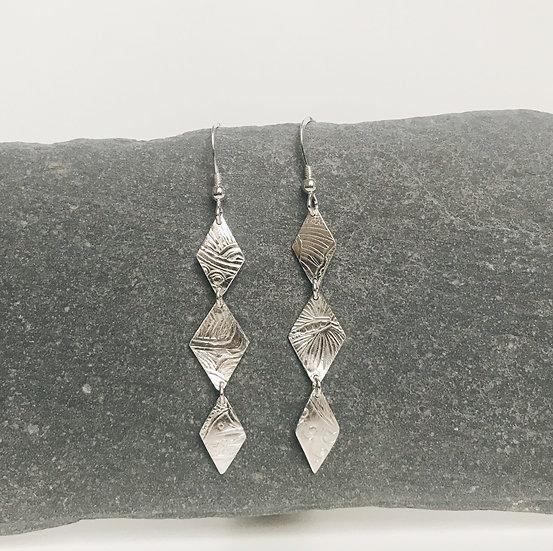 Harlequin Earrings