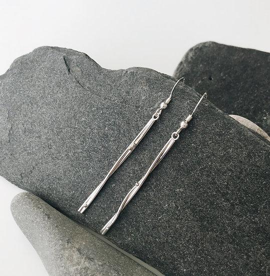 Long Flow Earrings