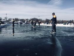 U.S. Pond Hockey Tournament