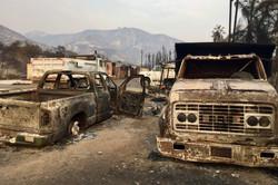 Thomas Fire - Ventura County, CA