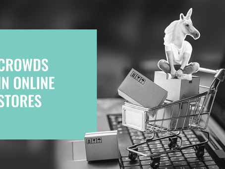 Queues in online stores