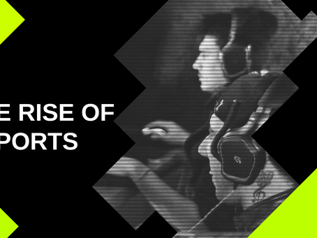Does pressing pause on sports, means the rise of esports?
