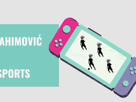 Ibrahimovic vs. EA Sports