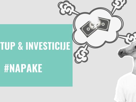 Moj startup je pripravljen na investicijo – kako se izogniti težko popravljivim napakam?