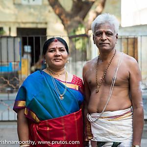 Kumar Mama & Jayshree Maami