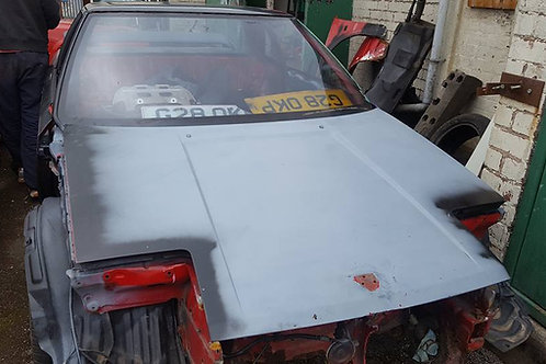 Toyota mr2 mk1 rolling shell SOLD SOLD