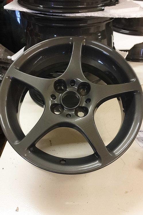 Toyota MR2 MK 3 roadster MRS 15/16  inch wheels