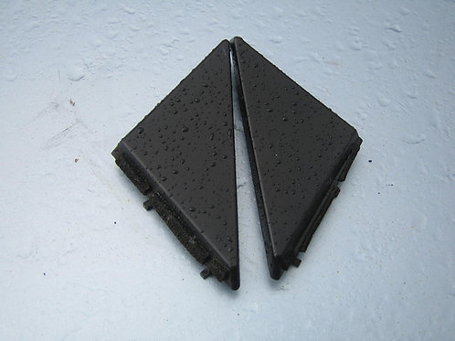 Toyota MR2 MK1 door triangle cover
