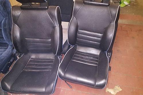 Toyota MR2 MK1 Leather seats
