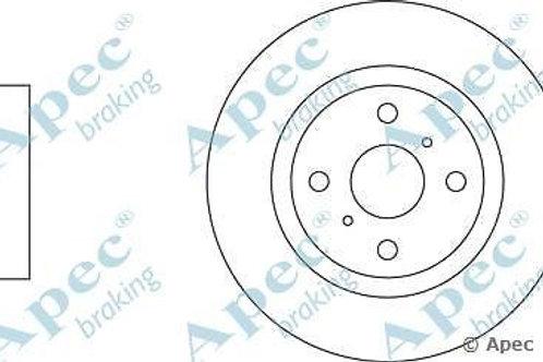 toyota MR2 MK1 rear Discs  brand new